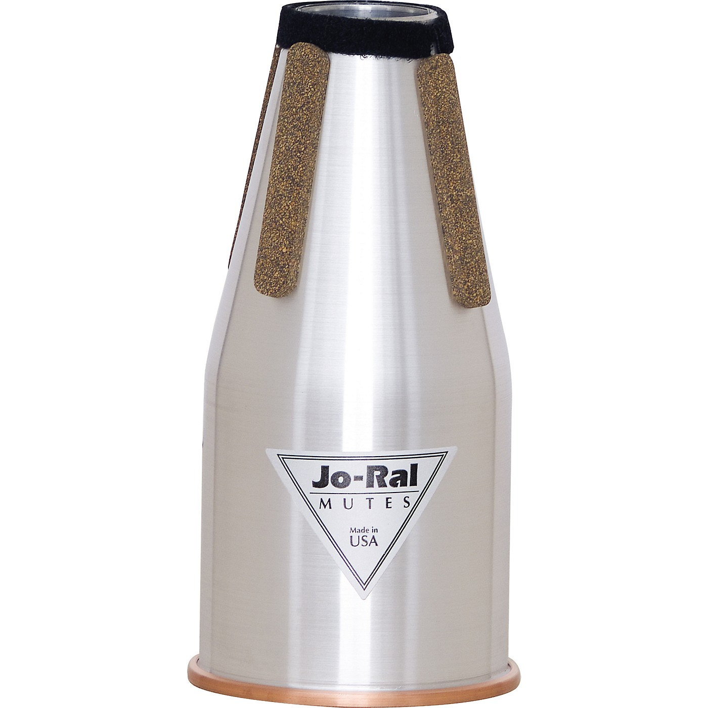 Jo-Ral FR-AC Copper Bottom French Horn Straight Mute thumbnail