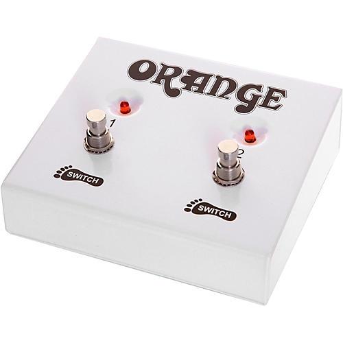 Orange Amplifiers FS-2 2-Button Dual Guitar Footswitch thumbnail