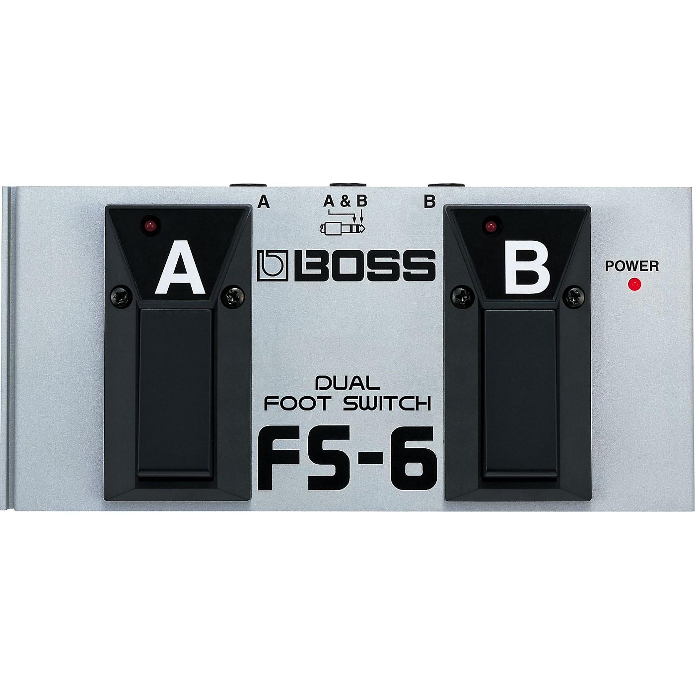 Boss FS-6 Footswitch thumbnail