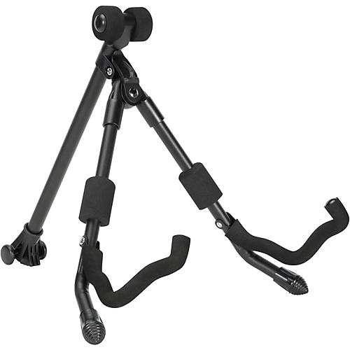 Proline FS100AE Foldable A-frame Stand for Acoustic, Electric, and Bass Guitars thumbnail