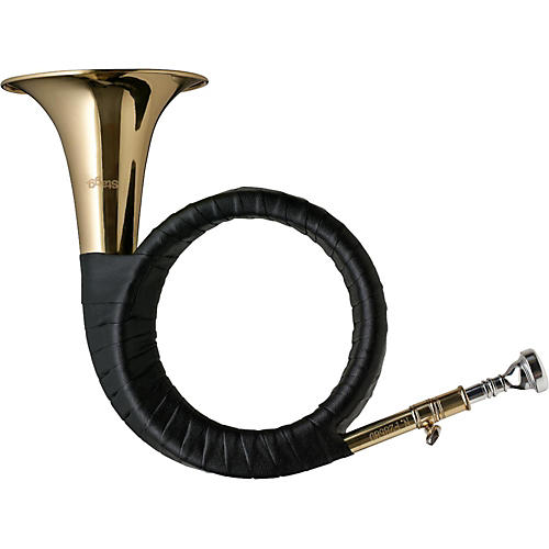 Stagg FS275S Bb Hunting Horn with Bag thumbnail