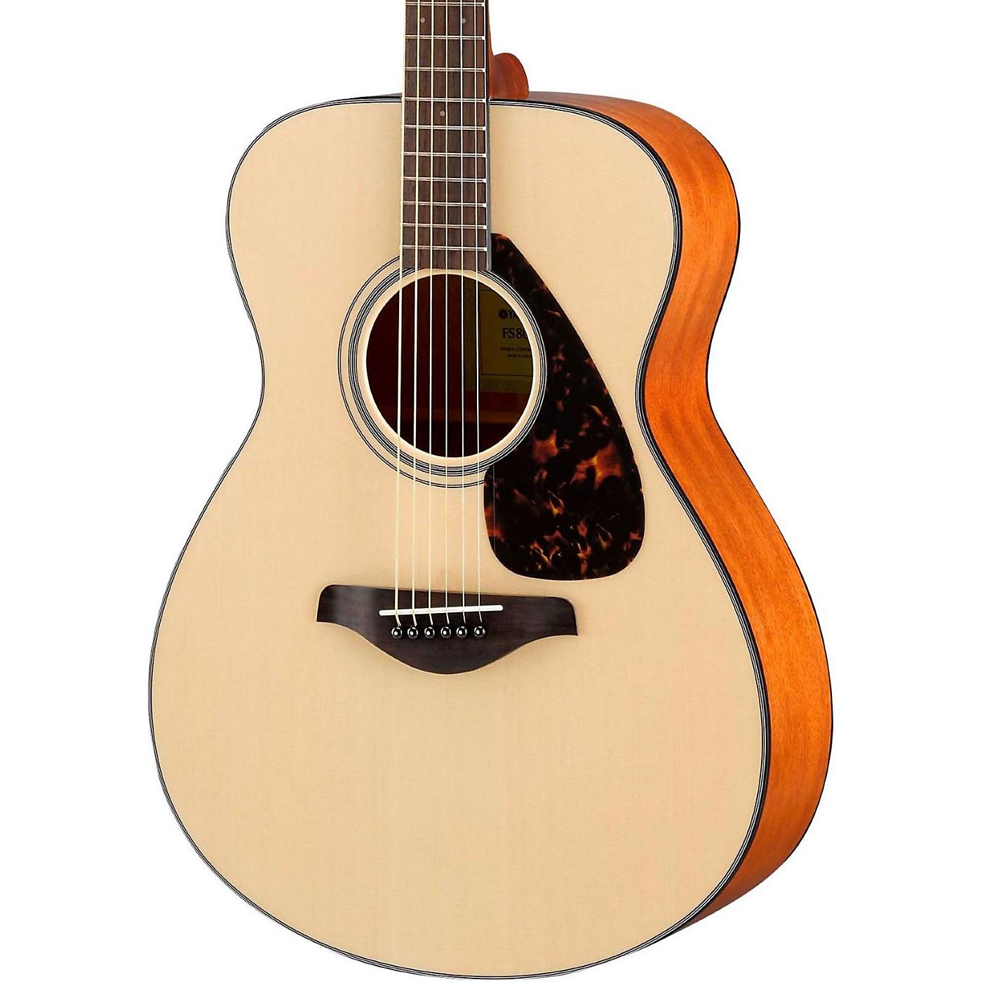 Yamaha FS800 Folk Acoustic Guitar thumbnail