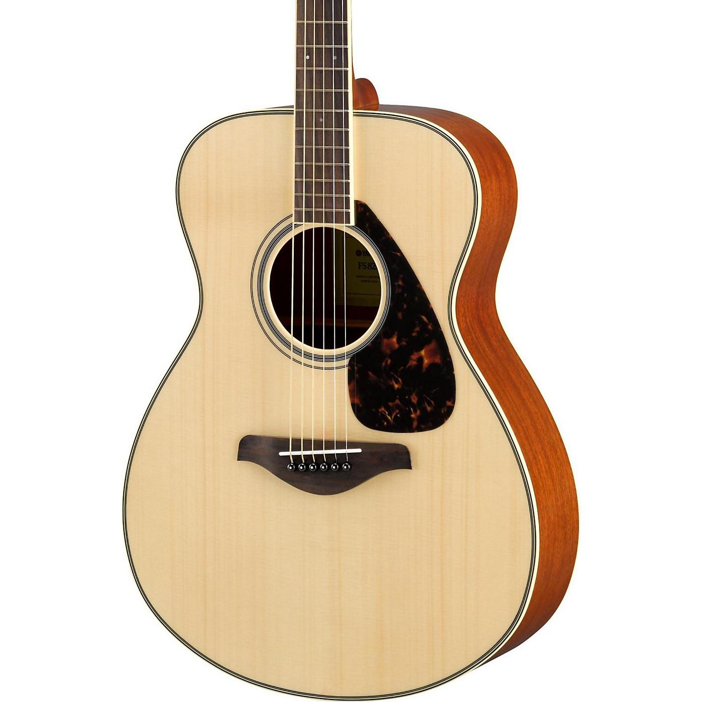 Yamaha FS820 Small Body Acoustic Guitar thumbnail