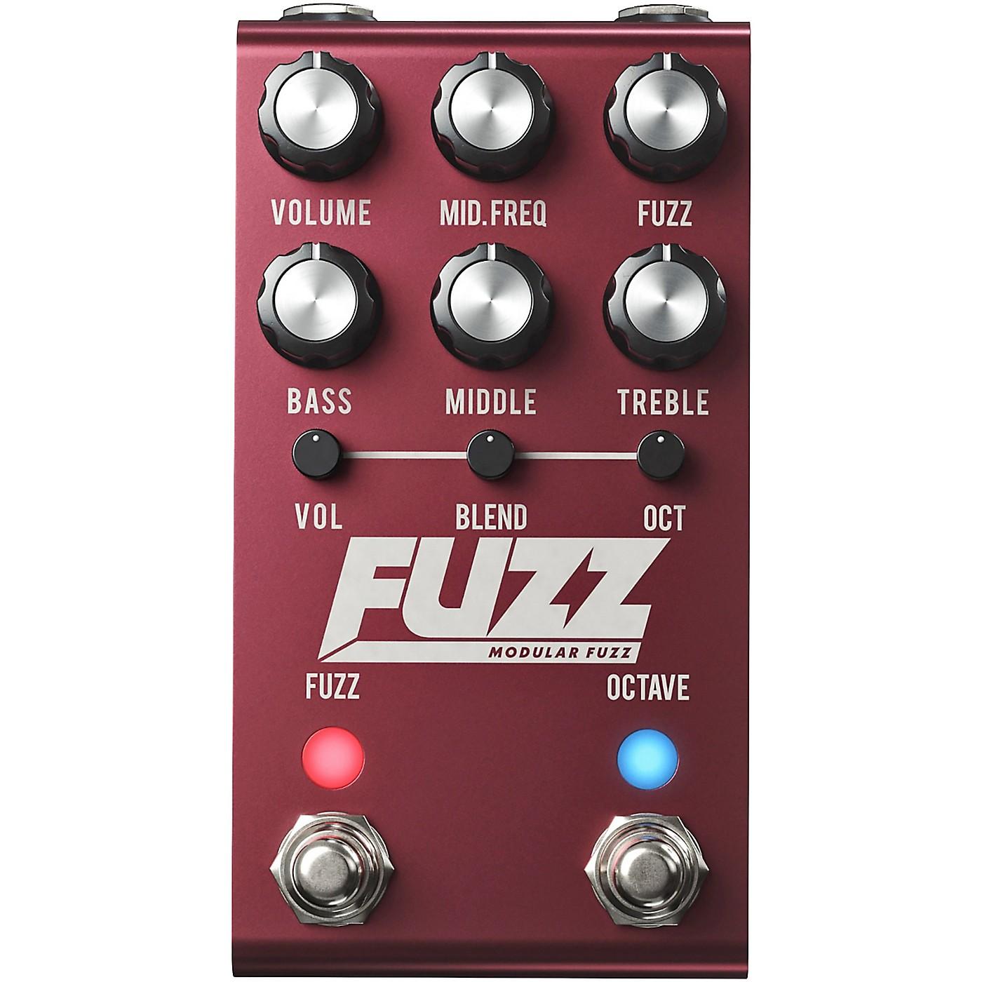 Jackson Audio FUZZ Modular Fuzz Effects Pedal thumbnail