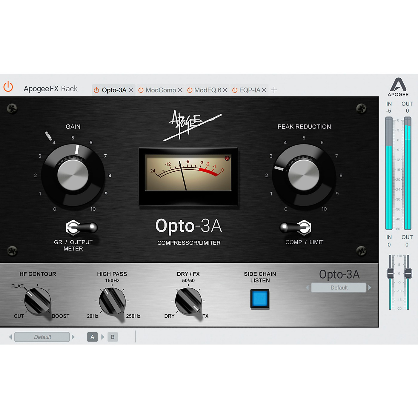Apogee FX Rack Opto-3A thumbnail