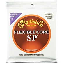 Martin FX775 SP Flexible Core Phosphor Bronze Custom Light Acoustic Guitar Strings