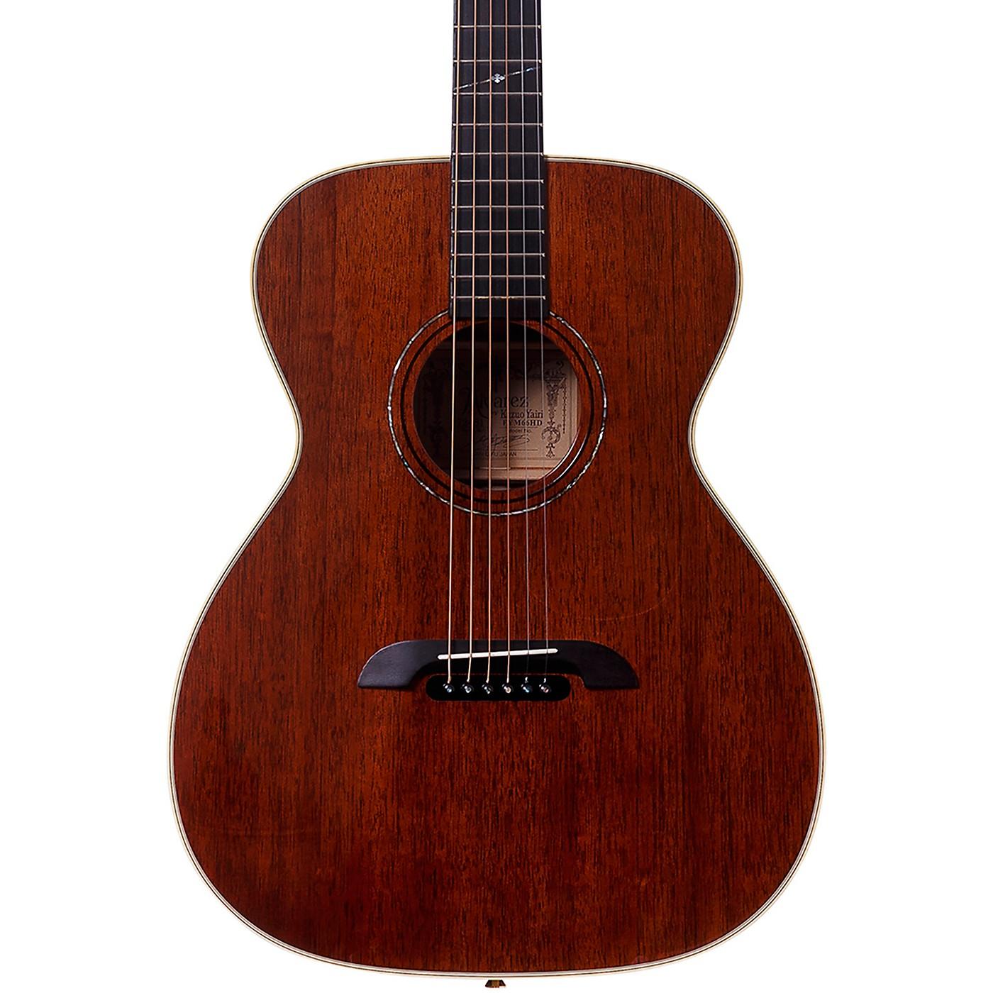Alvarez FYM66HDE Yairi Masterworks Folk Acoustic-]/Electric Guitar thumbnail