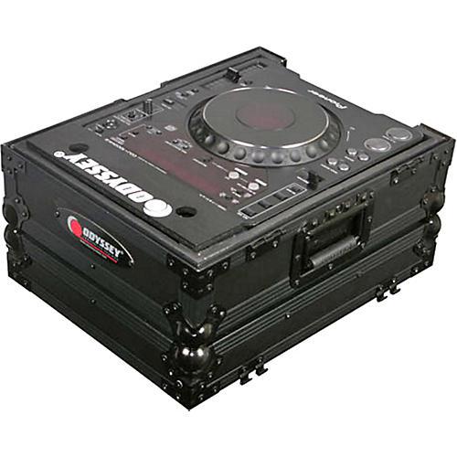 Odyssey FZCDJBL ATA Black Label Coffin for CD Players thumbnail