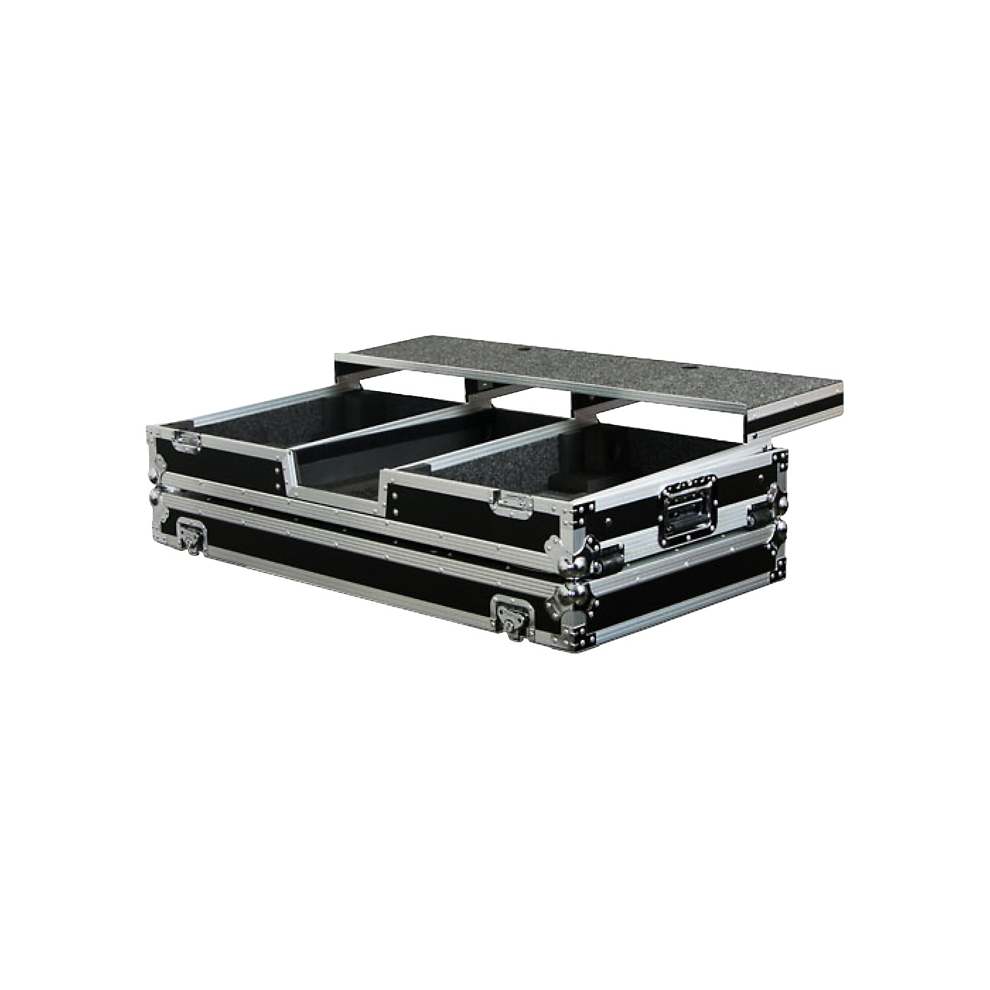 Odyssey FZGSPBM10W Remixer Turntable DJ Coffin Case 10
