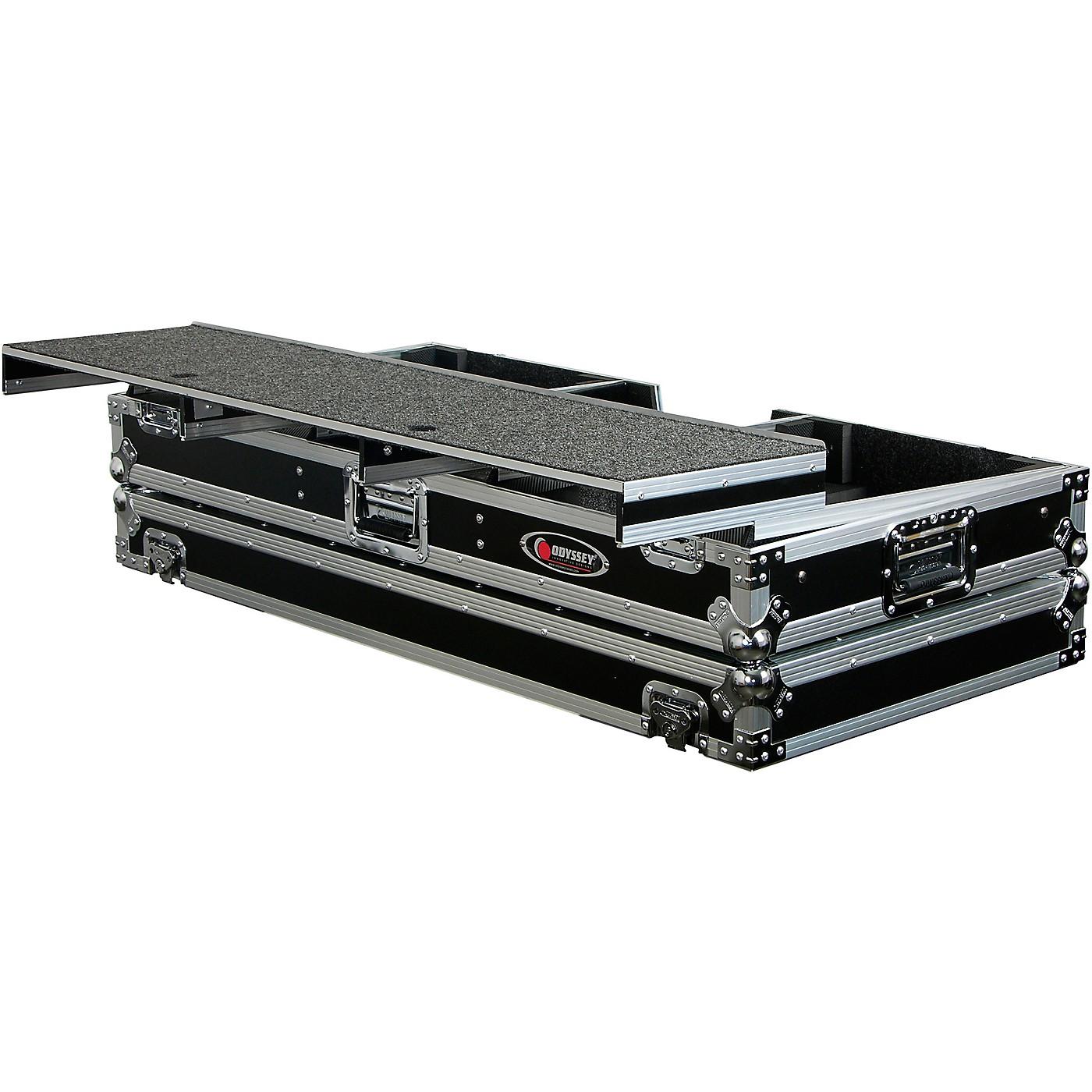Odyssey FZGSPDJ12W Universal Turntable DJ Coffin with Wheels thumbnail