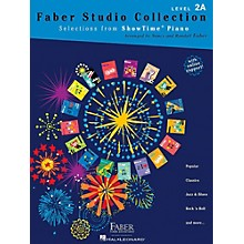 Faber Piano Adventures Faber Studio Collection - Selections from ShowTime Piano Level 2A