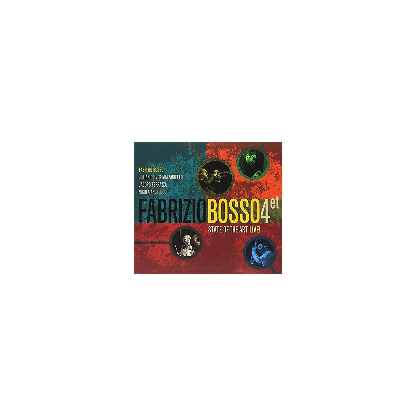 Alliance Fabrizio Quartet Bosso - State Of The Art: Live thumbnail