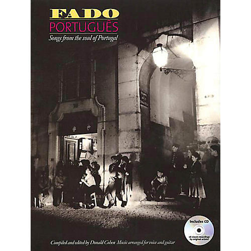 Music Sales Fado Portugues - Songs from the Soul of Portugal Music Sales America Series Softcover with CD thumbnail