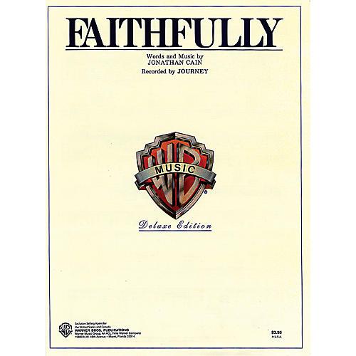 Alfred Faithfully Piano/Vocal/Chords thumbnail