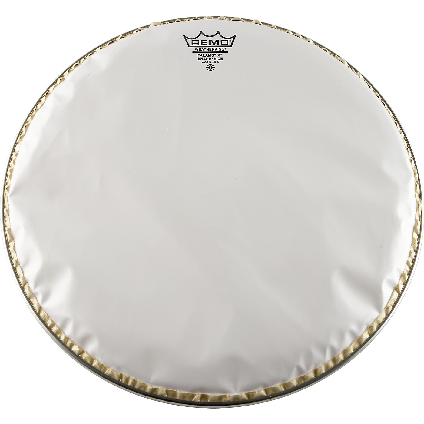 Remo Falams XT Crimped Snare Side Drum Head thumbnail