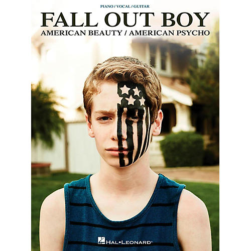 Hal Leonard Fall Out Boy - American Beauty/American Psycho for Piano/Vocal/Guitar thumbnail