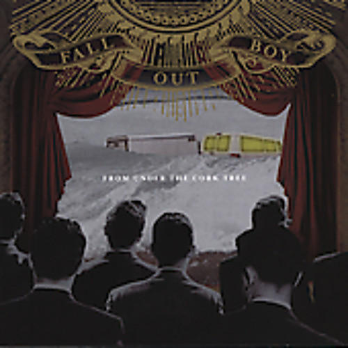 Alliance Fall Out Boy - From Under The Cork Tree (CD) thumbnail