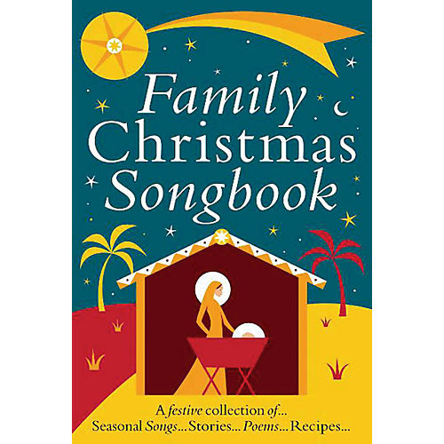 Music Sales Family Christmas Songbook Music Sales America Series Softcover Written by Heather Ramage thumbnail