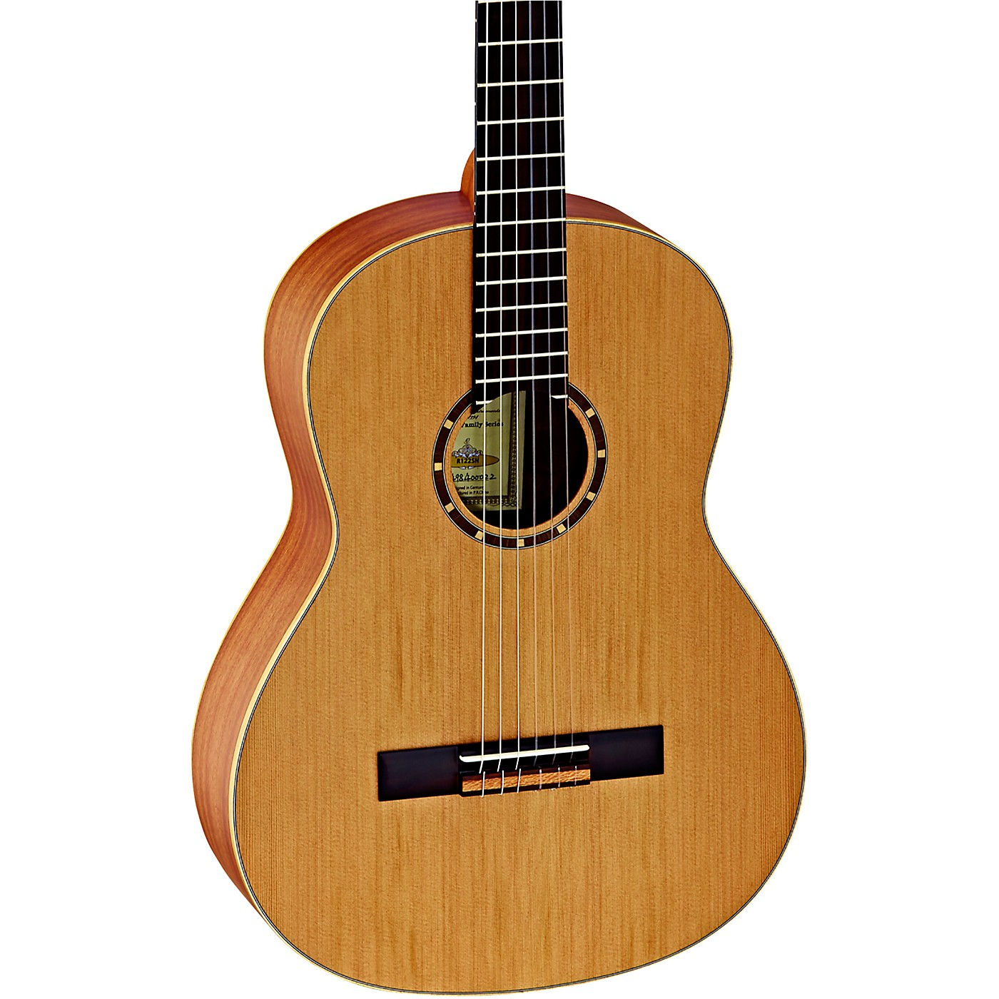 Ortega Family R122SN Classical Guitar thumbnail