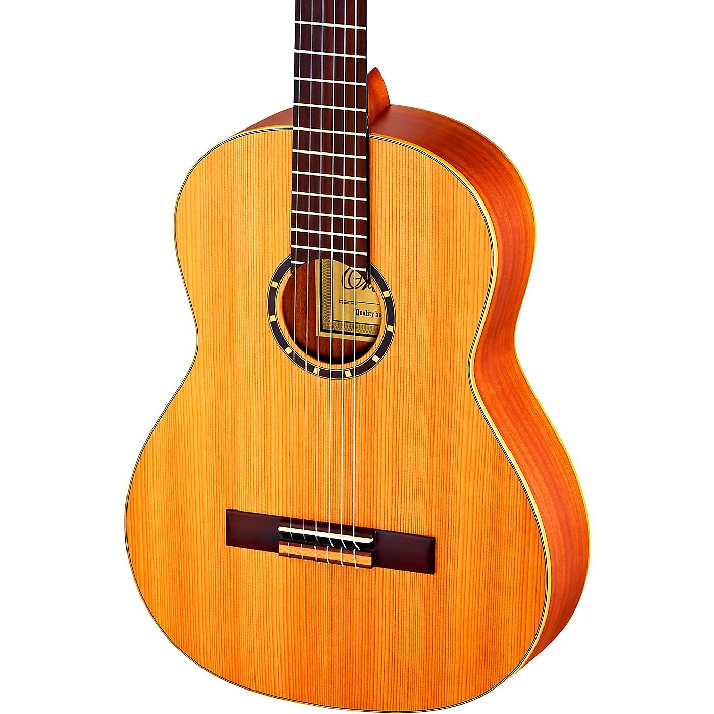 Ortega Family Series Pro R131L Left-Handed Classical Guitar thumbnail