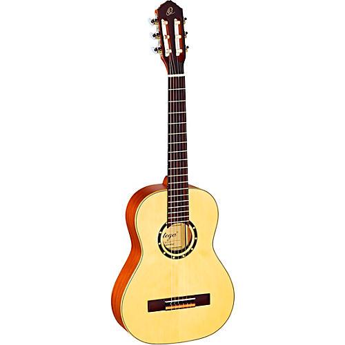 Ortega Family Series R121-1/2 1/2 Size Classical Guitar thumbnail