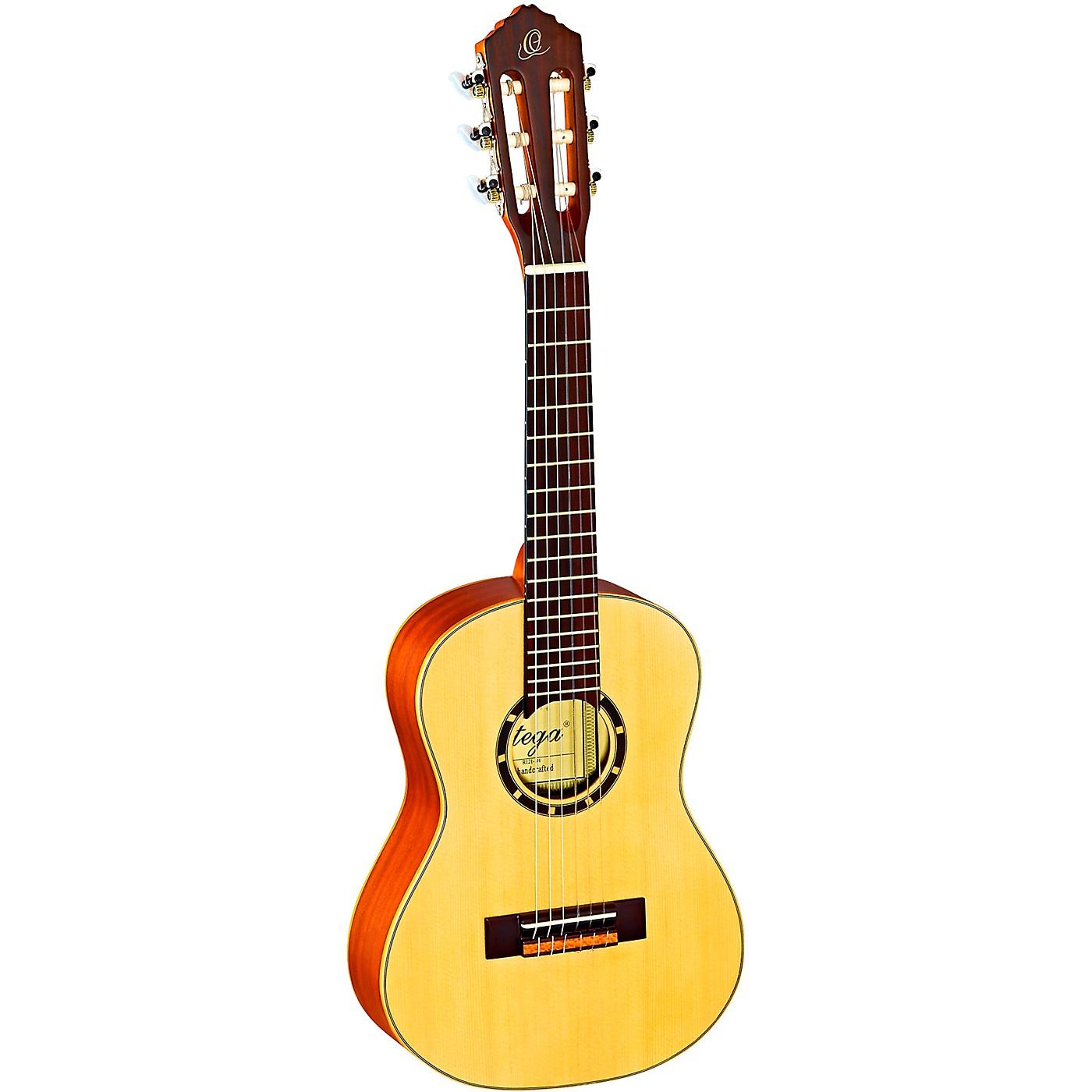 Ortega Family Series R121-1/4 1/4 Size Classical Guitar thumbnail