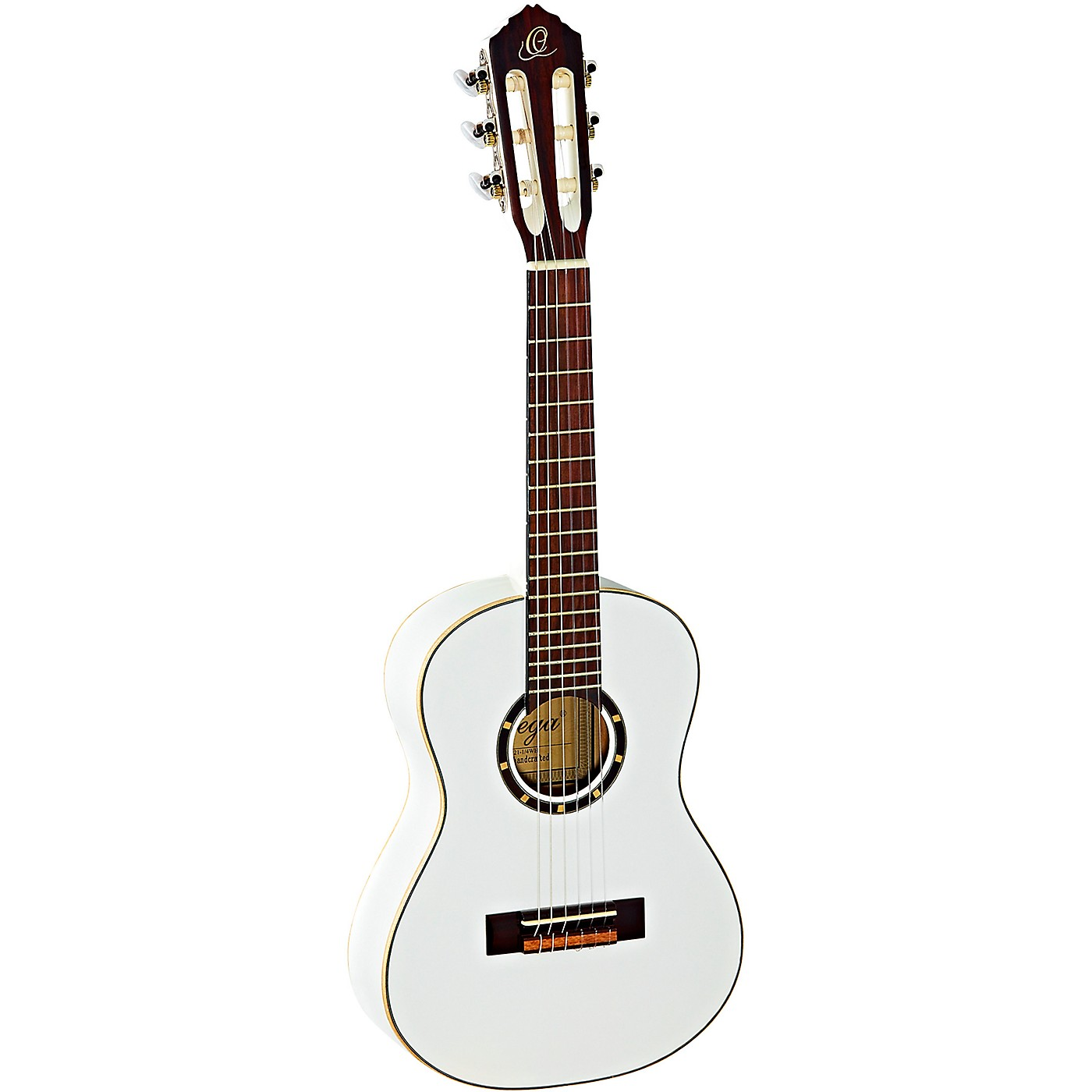 Ortega Family Series R121-1/4WH 1/4 Size Classical Guitar thumbnail