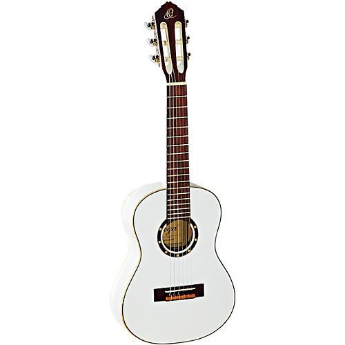 Ortega Family Series R121-1/4WH 1/4 Size Classical Guitar thumbnail