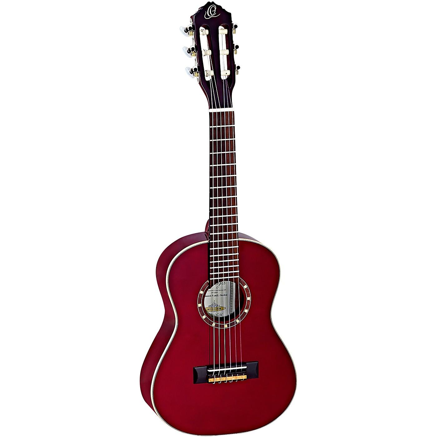 Ortega Family Series R121-1/4WR 1/4 Size Classical Guitar thumbnail