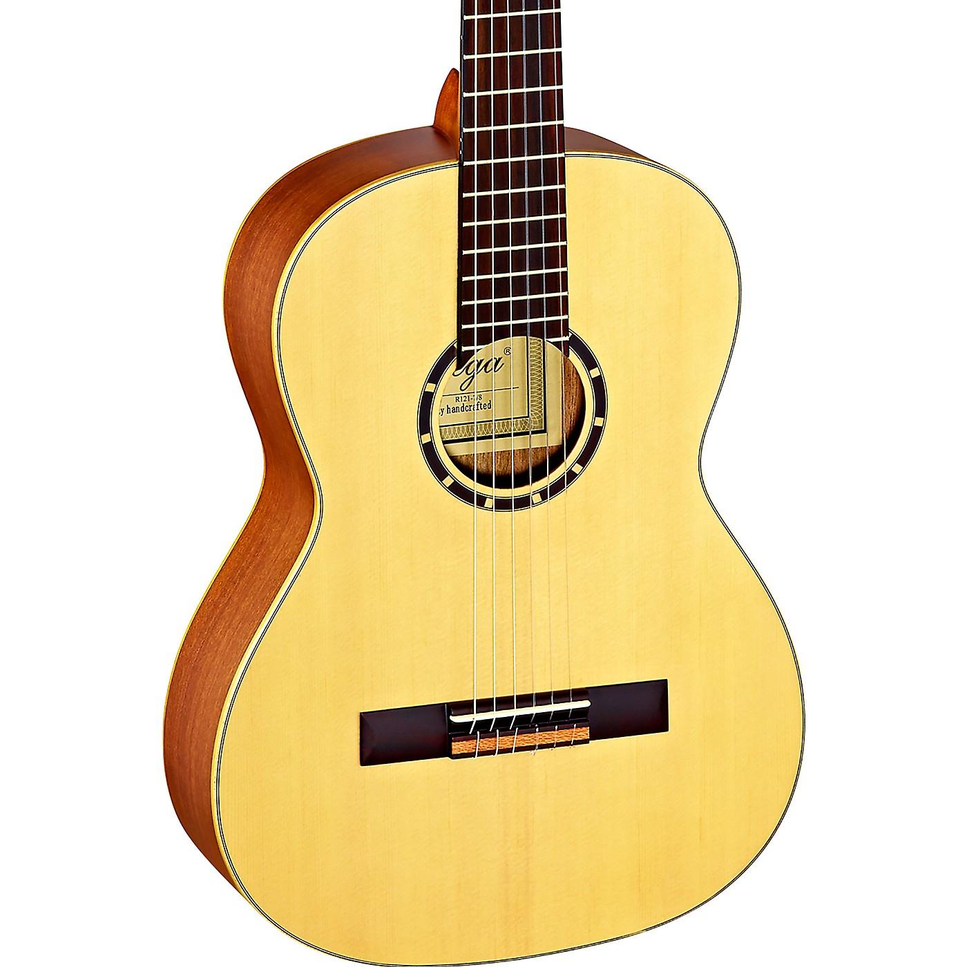 Ortega Family Series R121-7/8 7/8 Size Classical Guitar thumbnail