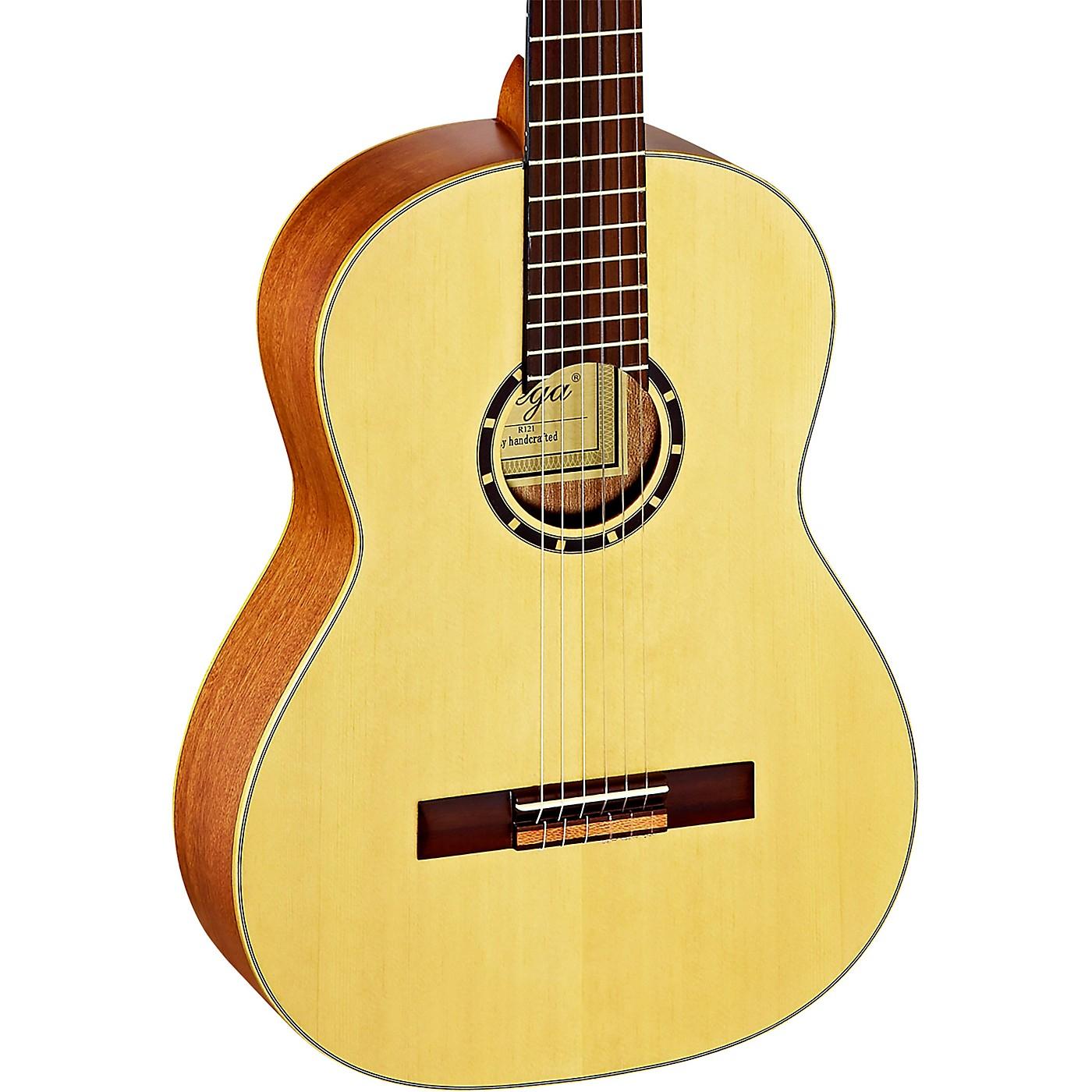 Ortega Family Series R121 Full-Size Nylon-String Guitar thumbnail