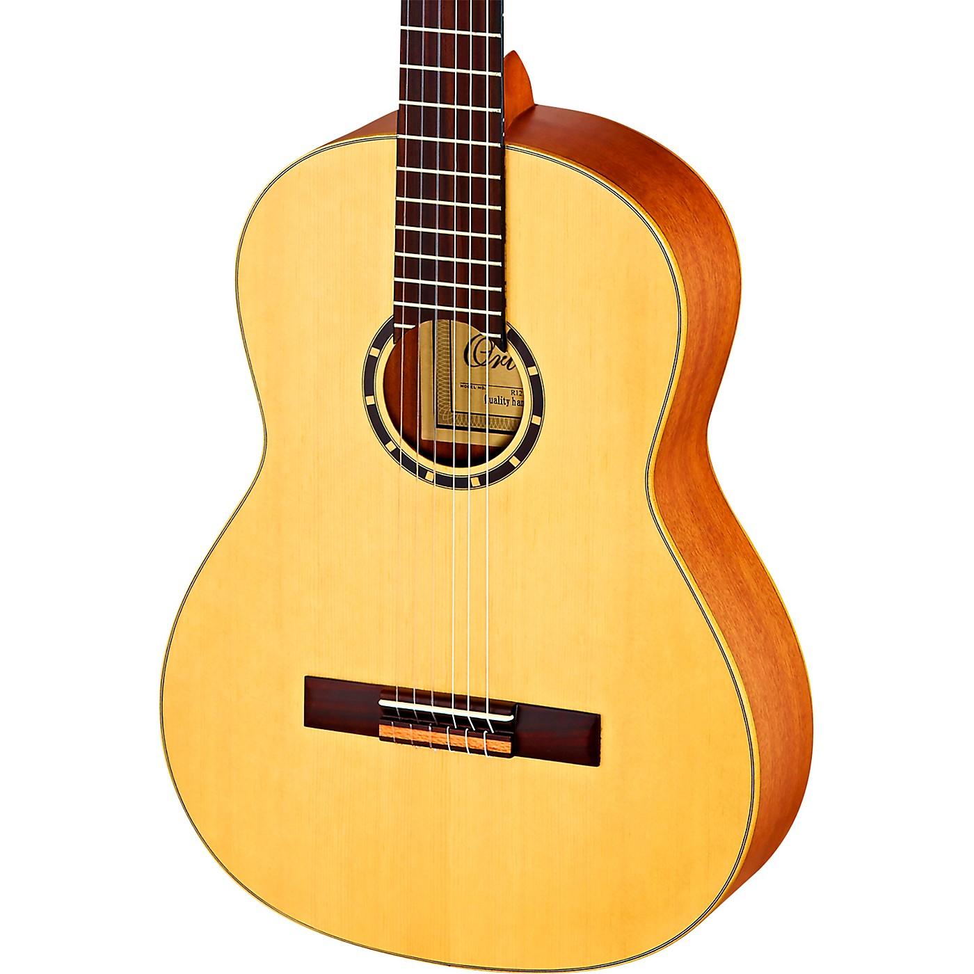 Ortega Family Series R121L Left-Handed Classical Guitar thumbnail