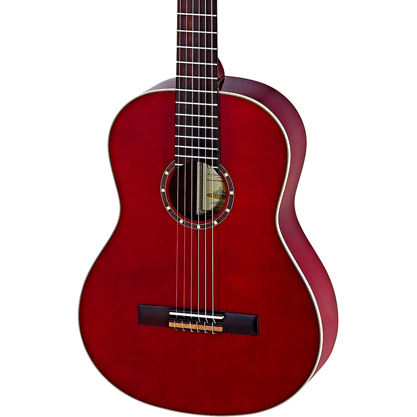 Ortega Family Series R121LWR Left-Handed Classical Guitar thumbnail