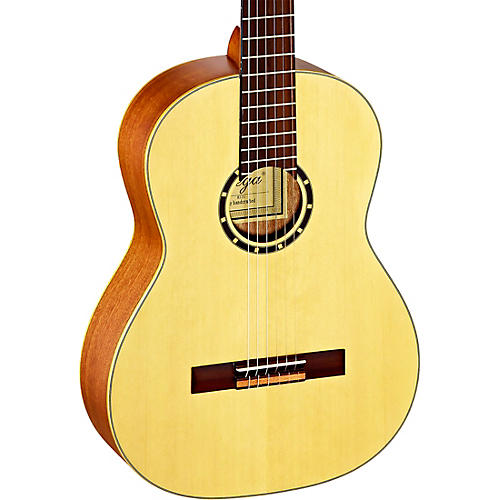 Ortega Family Series R121SN Full Size Slim Neck Classical Guitar thumbnail