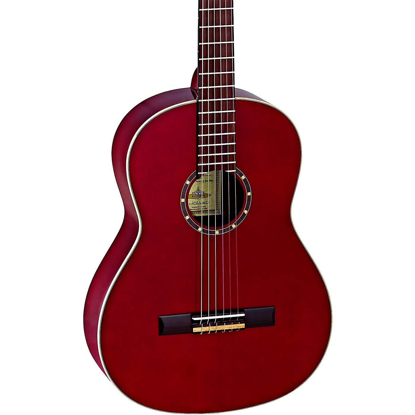 Ortega Family Series R121SNWR Slim Neck Classical Guitar thumbnail