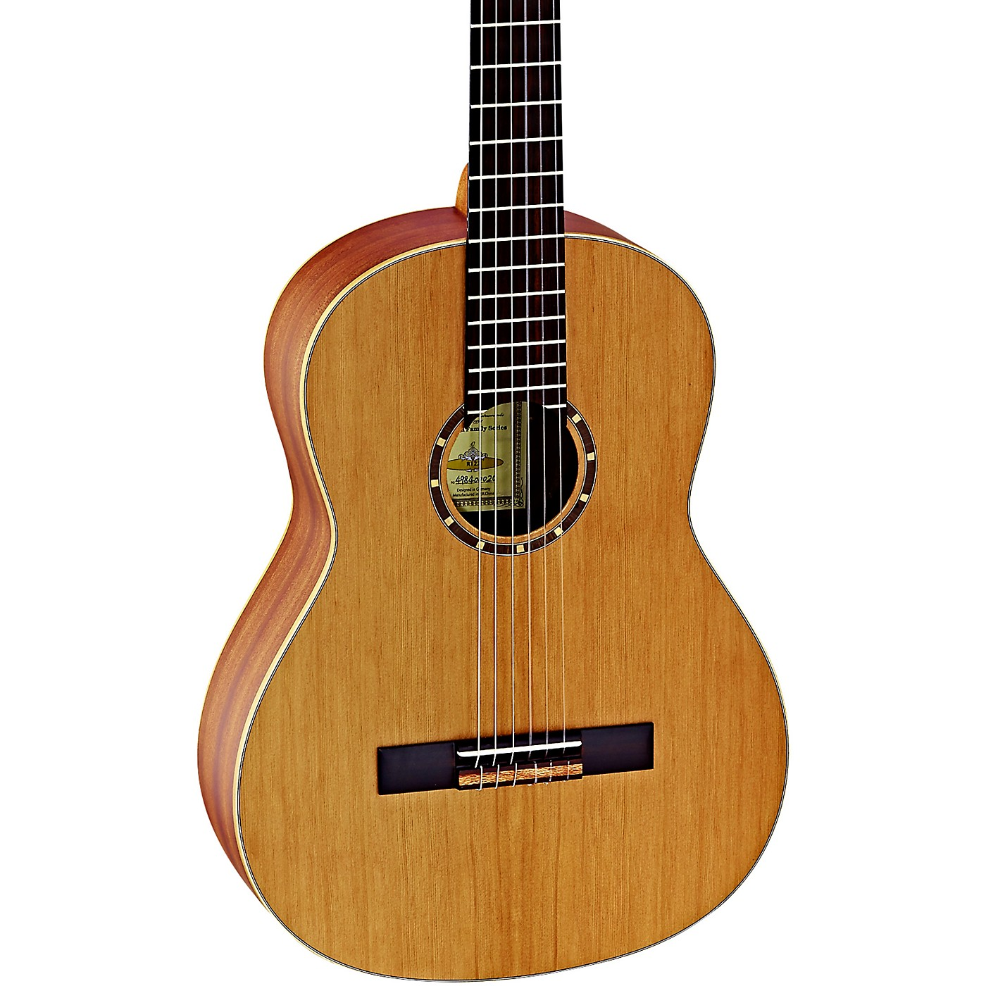 Ortega Family Series R122 Classical Guitar thumbnail