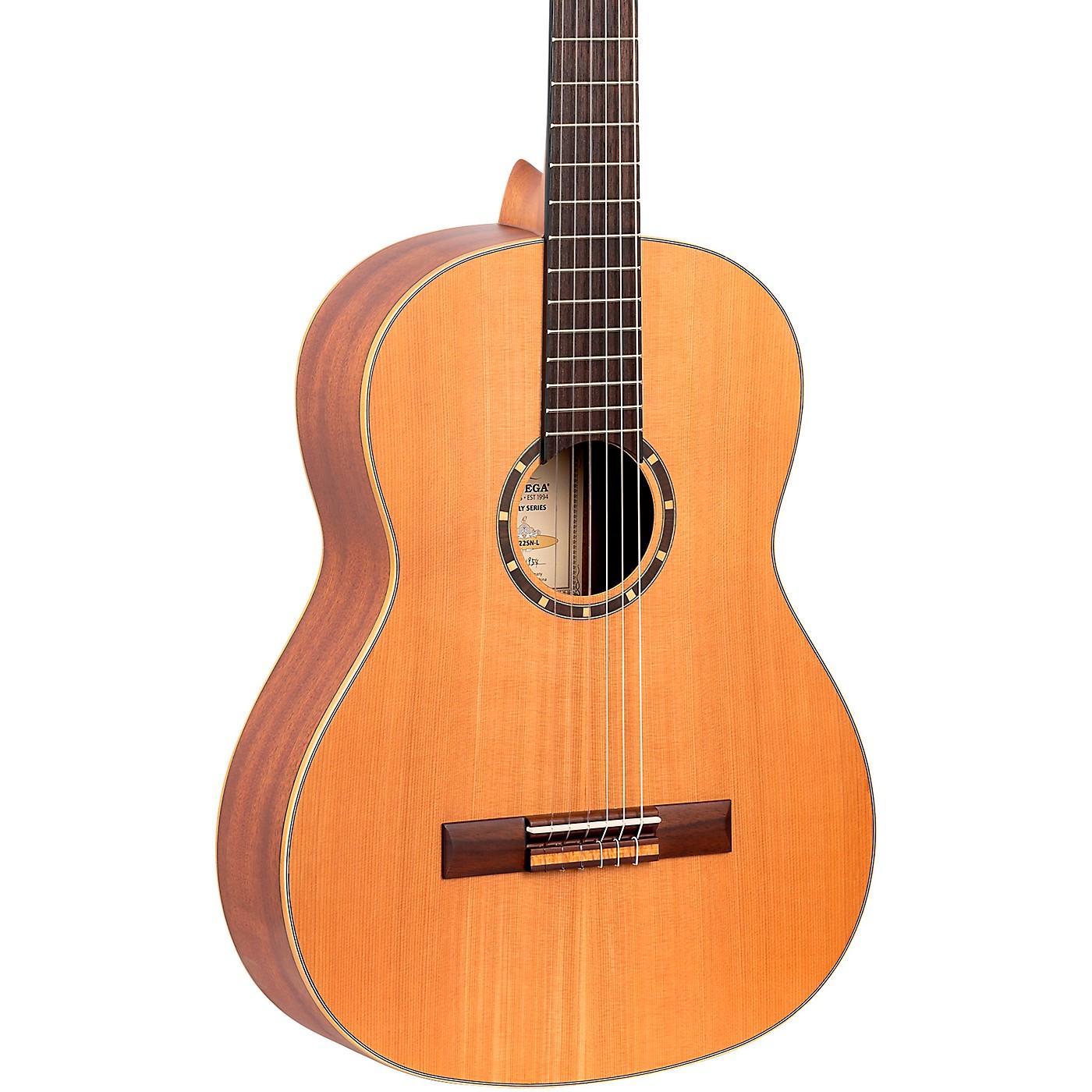 Ortega Family Series R122SN-L Left-Handed Classical Guitar thumbnail