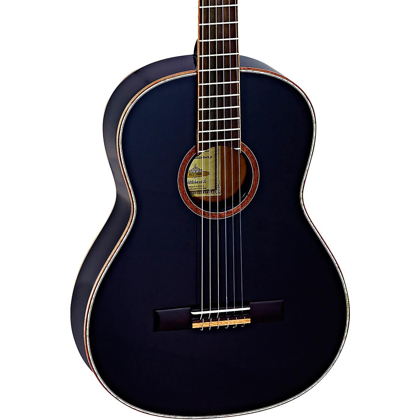 Ortega Family Series R221SNBK Slim Neck Classical Guitar thumbnail