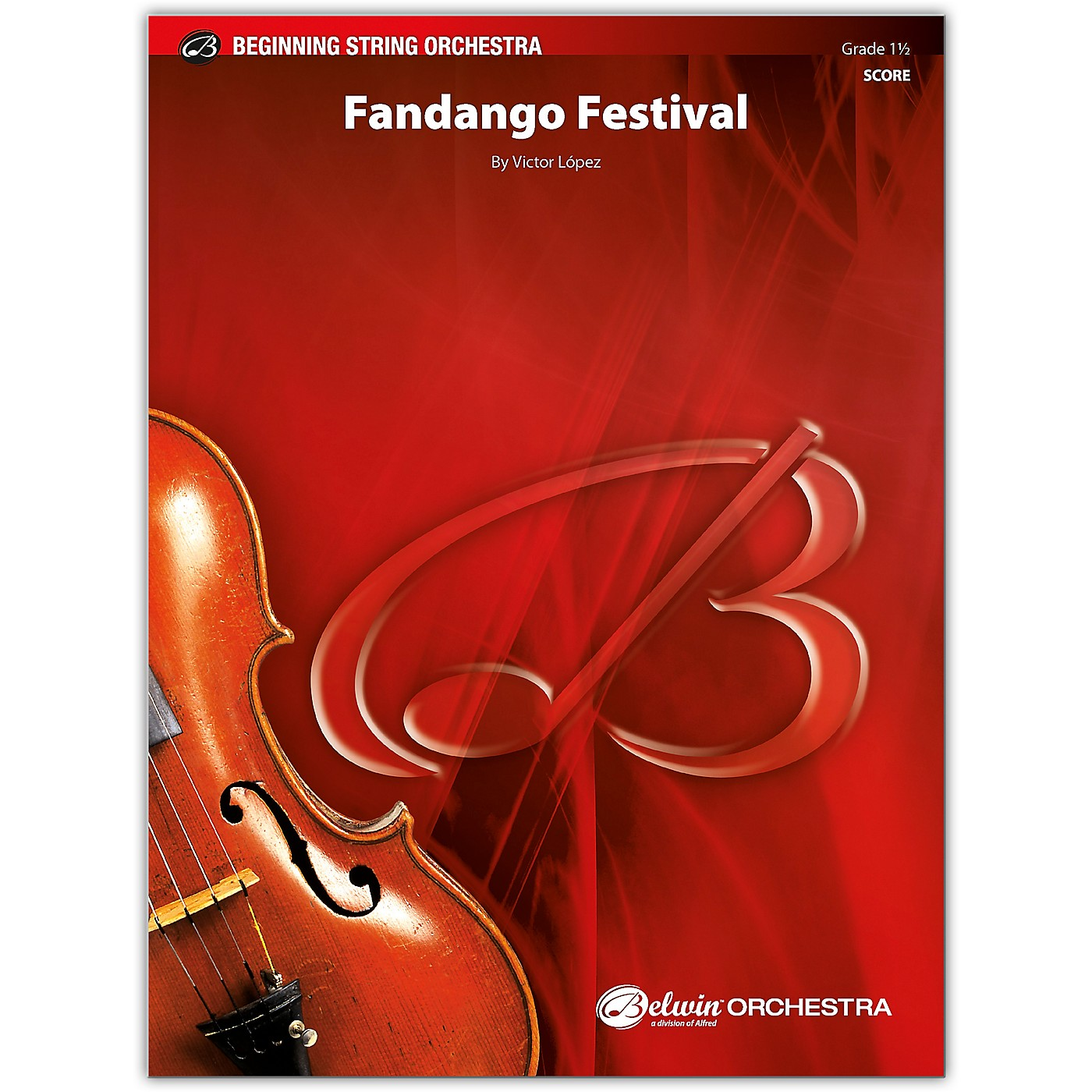BELWIN Fandango Festival Conductor Score 1.5 thumbnail