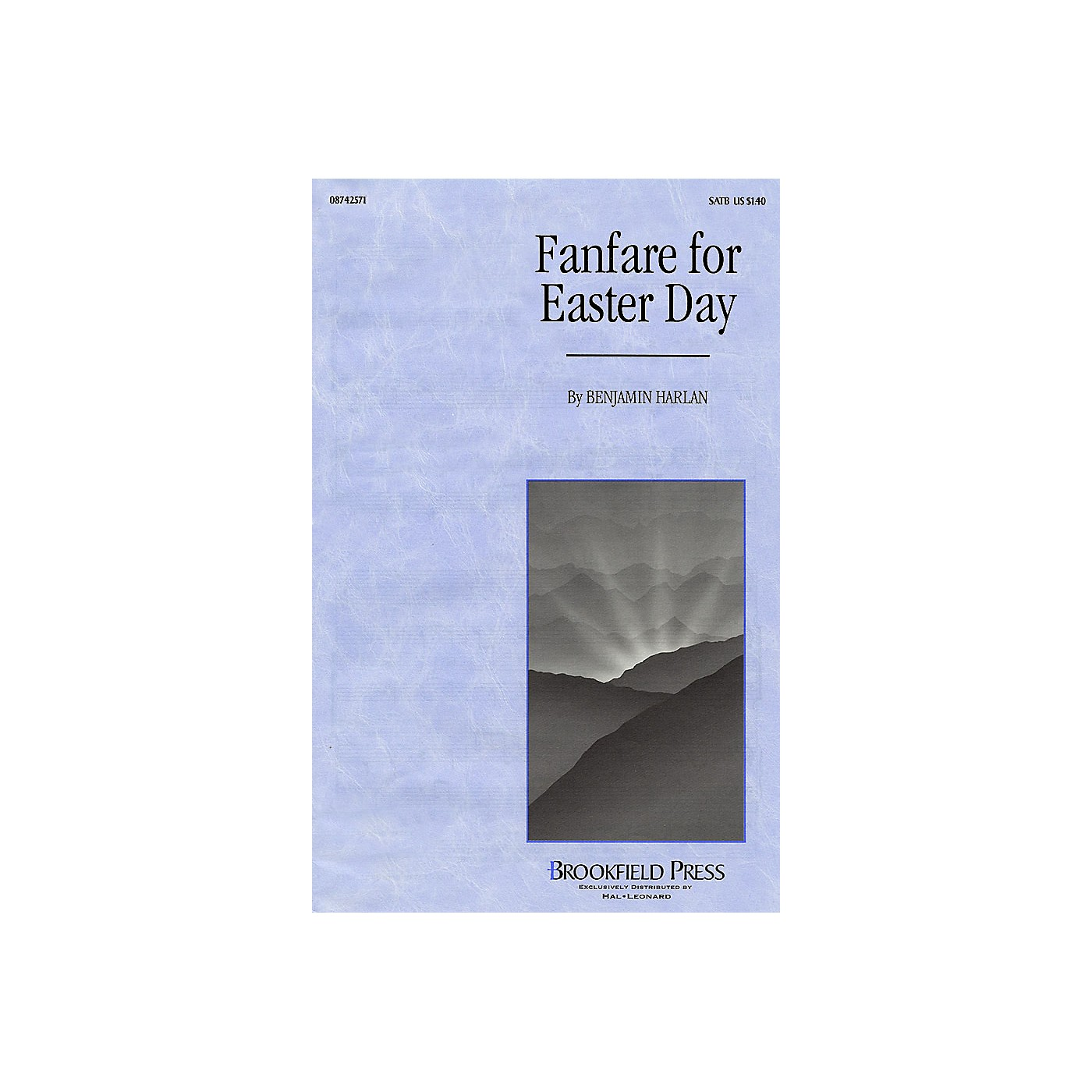 Brookfield Fanfare For Easter Day IPAKB Composed by Benjamin Harlan thumbnail