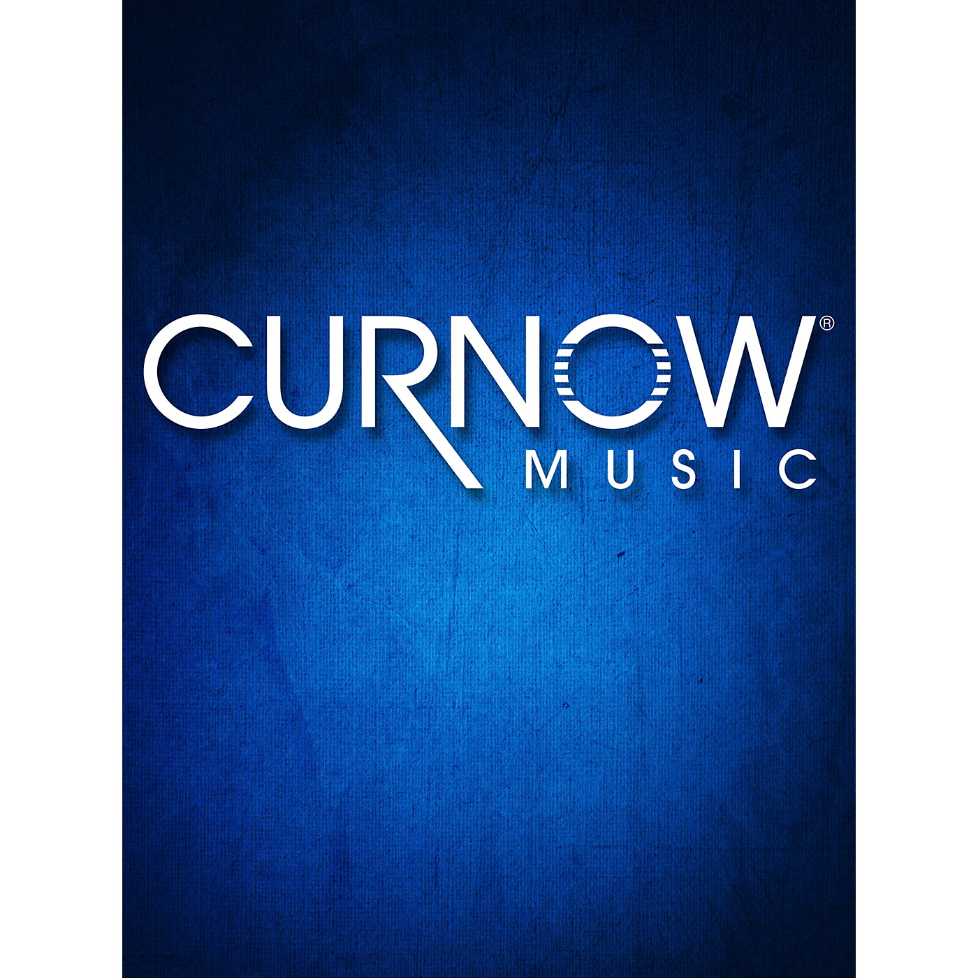 Curnow Music Fanfare Nueve (Grade 4 - Score Only) Concert Band Level 4 Composed by John Fannin thumbnail