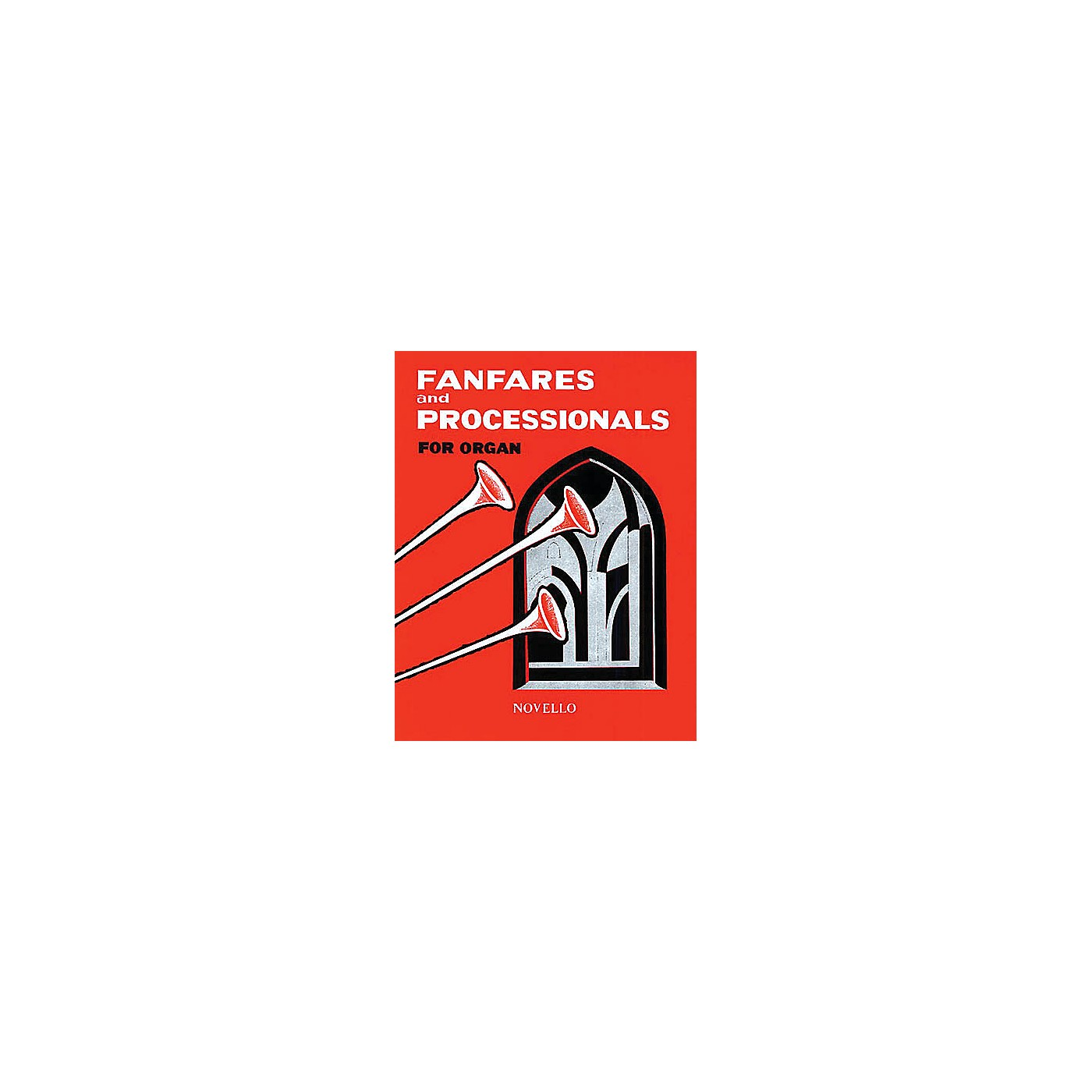 Novello Fanfares and Processionals for Organ Music Sales America Series thumbnail