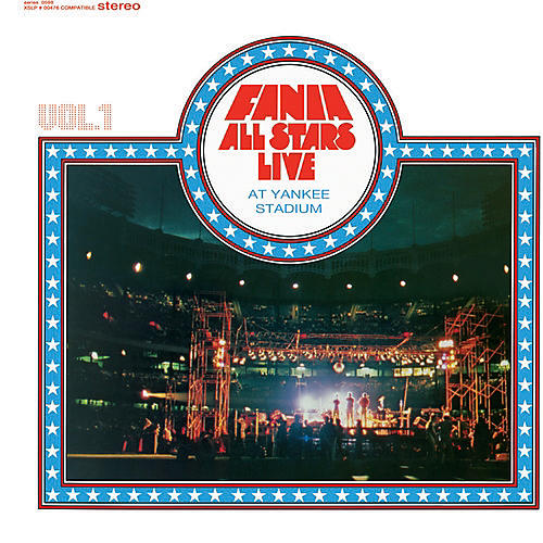 Alliance Fania All Stars - Live At Yankee Stadium: Vol 1 thumbnail