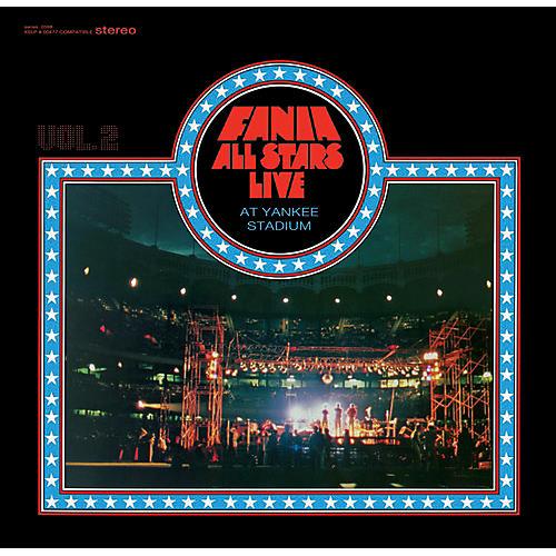 Alliance Fania All Stars - Live At Yankee Stadium: Vol 2 thumbnail