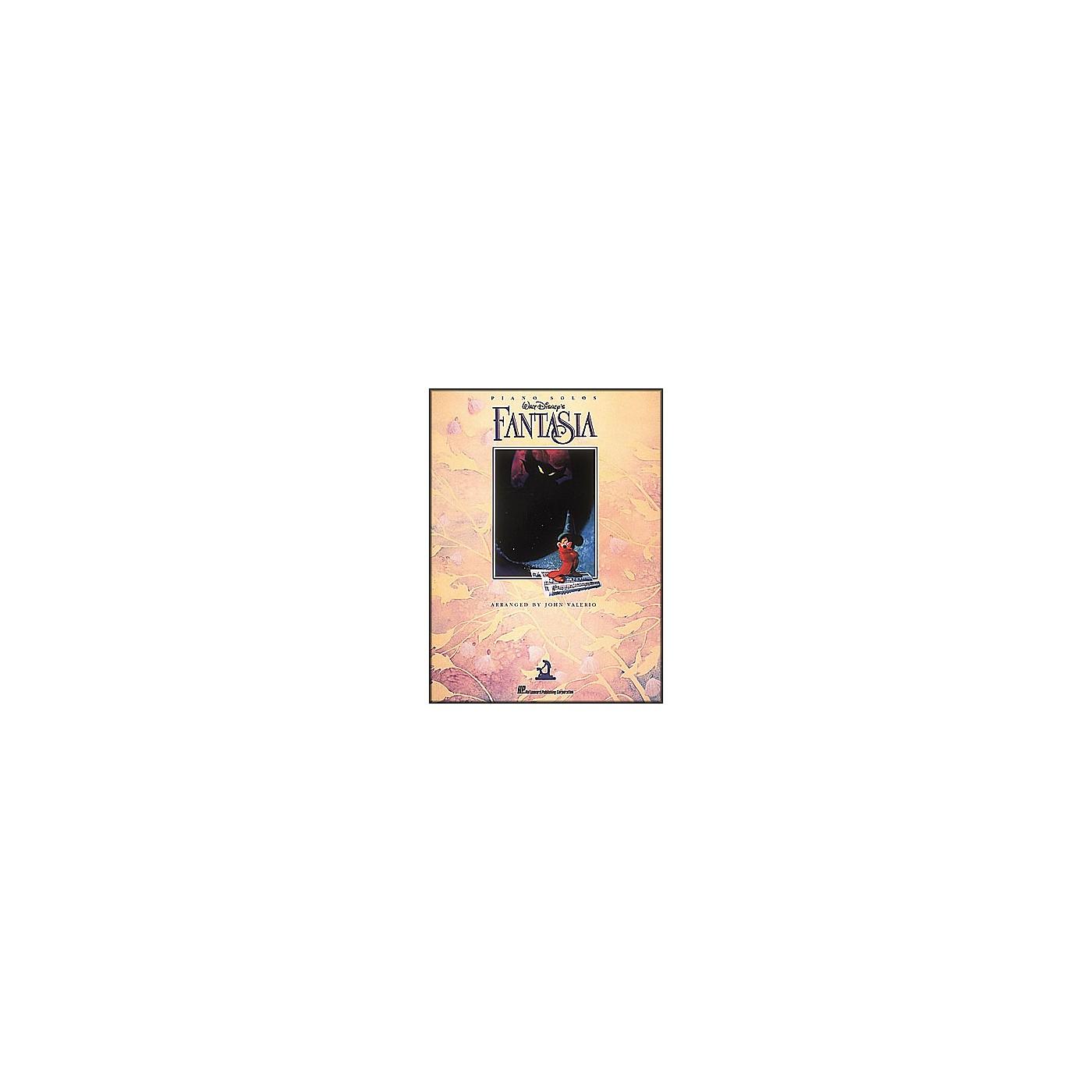 Hal Leonard Fantasia arranged for piano solo thumbnail