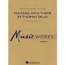 Hal Leonard Fantasia on a Theme by Thomas Tallis Concert Band Level 3 Arranged by Jay Bocook