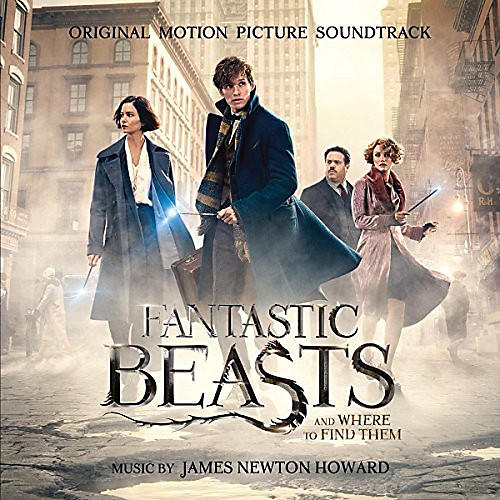 Alliance Fantastic Beasts & Where To Find Them (Original Soundtrack) thumbnail