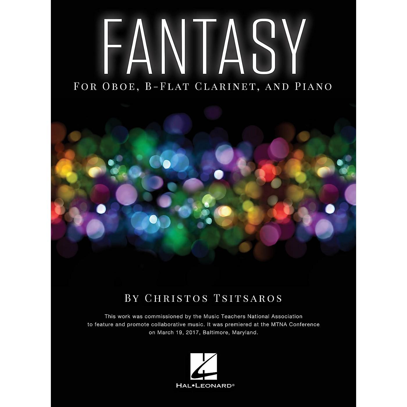 Hal Leonard Fantasy Educational Piano Library Series Softcover Composed by Christos Tsitsaros thumbnail