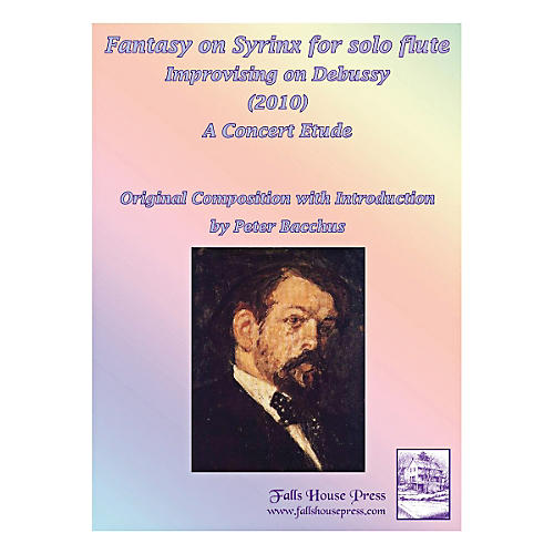 Theodore Presser Fantasy On Syrinx (Book) thumbnail
