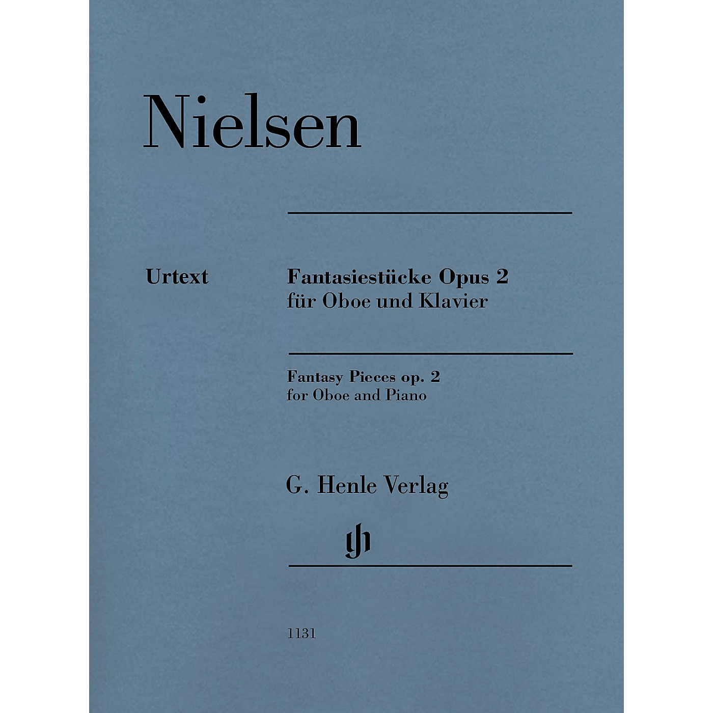 G. Henle Verlag Fantasy Pieces Op 2 (Oboe and Piano) Henle Music Folios Series Book thumbnail